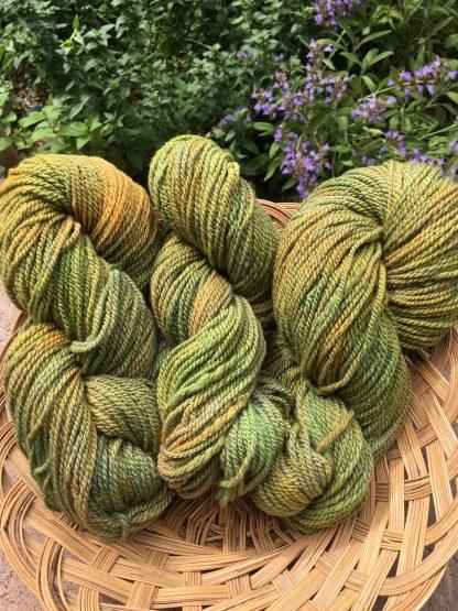 crabapple leaf no_1 worsted yarn