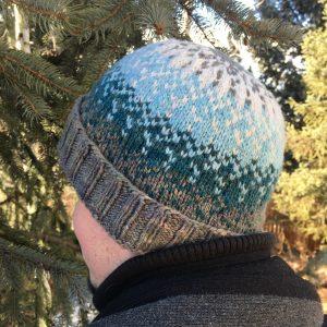 Logan's Hat side view